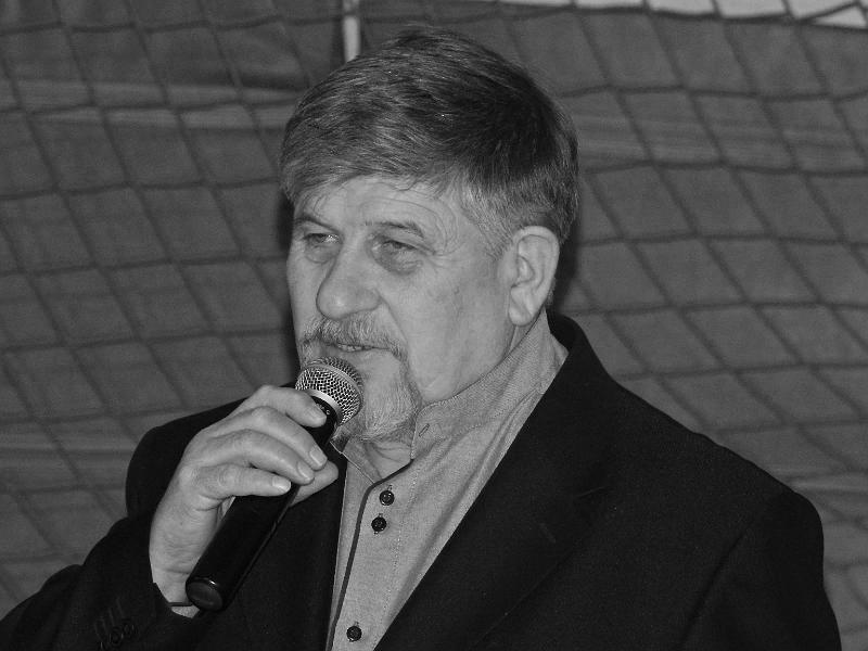 Zdjęcie portretowe Andrzeja Krupczyńskiego